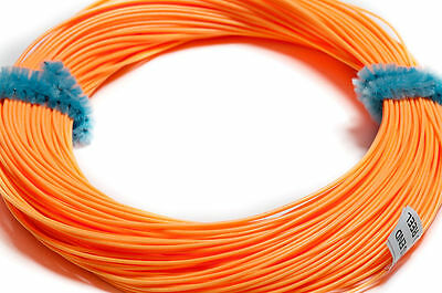 """.024"""" RUNNING LINE our thinnest Running line Trout Spey & Switch w/ LOOPS 100'"""