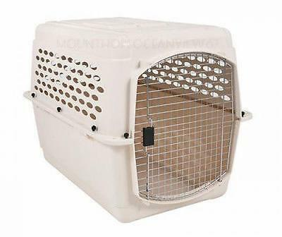 Extra Large Kennel XL Crate Pet Dog Airline Approved Safe Cage Travel Carrier