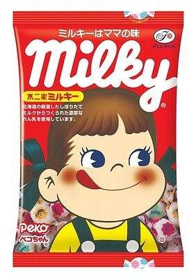 Fujiya Candy milky 120g × 6 bags  Peco Chan  From Japan Free Postage F/S