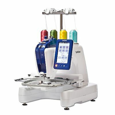 Brother VR Embroidery Machine Free-arm - Motion Sewing 3 Year Warranty