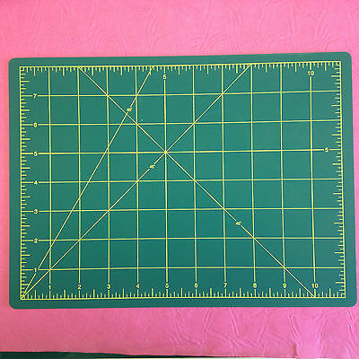 A4 Hobby & Craft Cutting Mat  Self Healing 1cm Square Grid Line For Fast Cutting