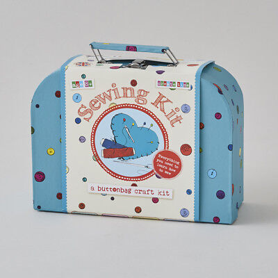 Buttonbag Sewing Kit - Sewing for Beginners