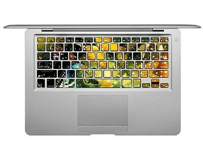 New Cool Macbook Keyboard Decal Sticker Cover Skin Pro 13 15 Protector