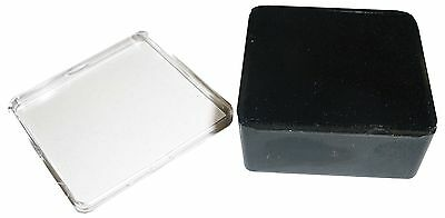 Deep Square Display Pod - for Gold Prospectors & Gold Panners