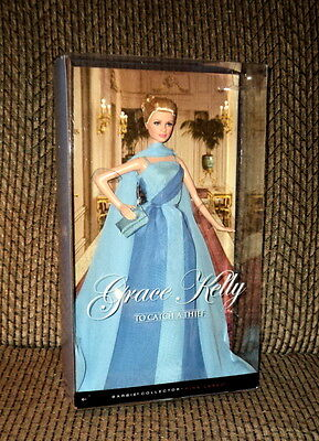 2011 Barbie Pink Label Grace Kelly To Catch A Thief Nrfb!
