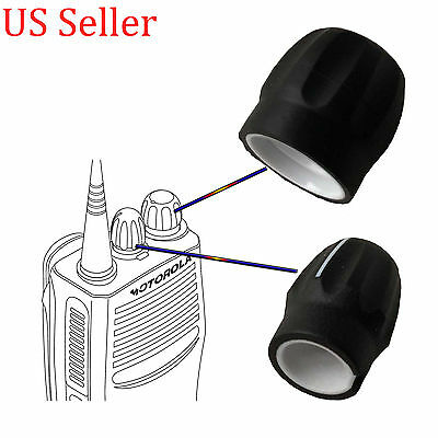 volume+channel selector knob For Motorola HT750 HT1250 HT1550 Radio USA