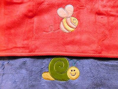 Baby Play Rug-Mat in Snail & Bee Hot Beautiful Applique/Embroidered Work