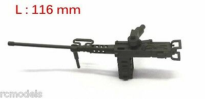 Heng Long Taigen MATO radio remote control 1/16 tank Machine Gun 60 Caliber UK