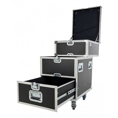 Multi-Purpose Utility Tool and Tech Roadie Flight Case