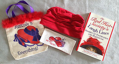 Red Hat Ladies Lot of Mixed items