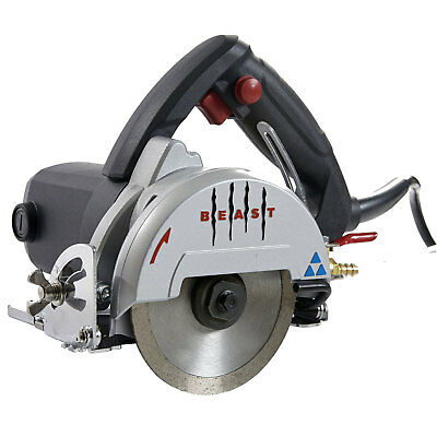"Lackmond 5"" Stone/Tile Wet or Dry Circular Saw BEAST5 New"