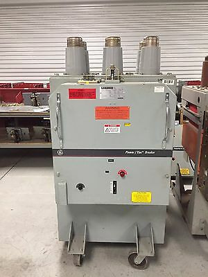 PVVL-13.8-1000-3 General Electric 3000 Amp 15 kV GE VL-18H Power Vac 3000A PVVL
