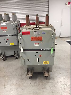 PVVL-13.8-750-1 General Electric 1200 Amp 15 kV GE VL-18 Power Vac 1200A PVVL