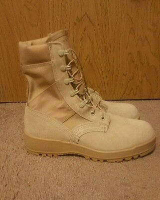 NEW Vibram Flight and Combat Vehicle Crewman Gore-tex Boots Size 7R