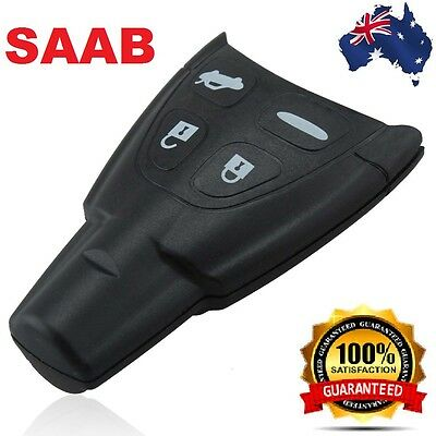 New SAAB 93 95 9-3 9-5 REMOTE KEY FOB REPLACEMENT case shell