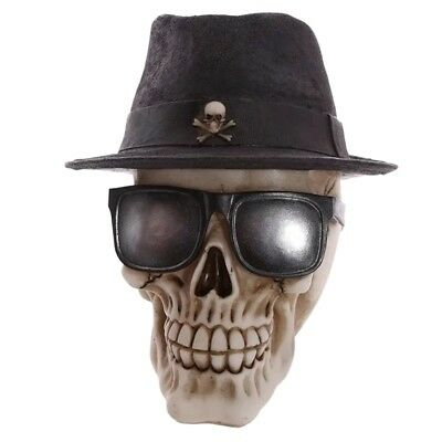 Halloween Creative Skull Human Skeleton Furnish Decor