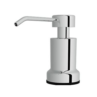 Built in foaming Soap Dispenser - Stainless Steel (Polished)
