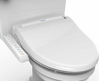 Hyundai HDB-100 Electric Bidet Seat Washlet Warm Water Digital,Electronic SALE