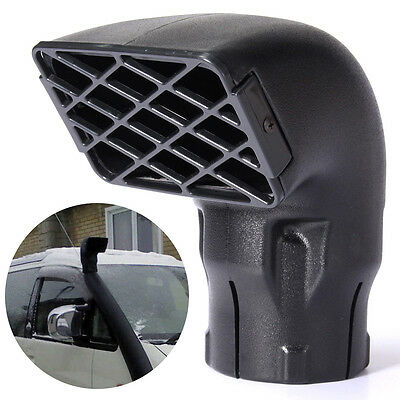 """Replacement Head Air Ram Head 3.5"""" 90MM  For Off Road/Farm Snorkel Clamp Use"""