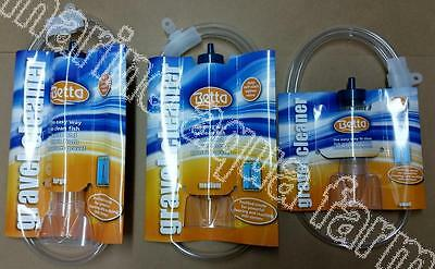 Gravel Cleaners With Siphon, Aquarium Fish Tank, Marine Tropical Cleaning Tool