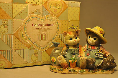 Calico Kittens: You're The Cats Meow - 204005 - Kittens With Watering Can
