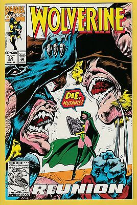 Wolverine #62 (Oct 1992, Marvel) COMBINE SHIPPING