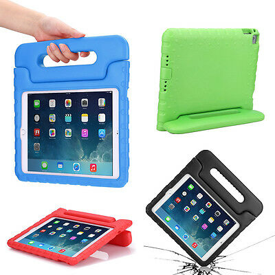 Baby Kids Safe Heavy Duty Shockproof Tough EVA Foam Case Cover Stand For Tablets