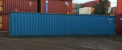 40FT Used Shipping Containers for sale - ex SYD