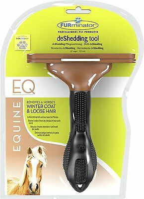 FURminator deShedding Tool Brush For Horses
