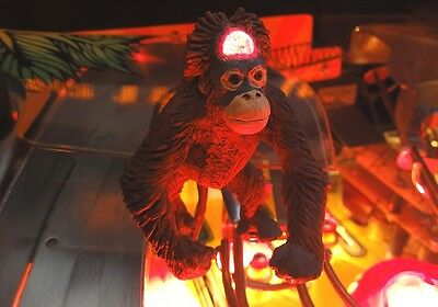 Indiana Jones MONKEY BRAINS Pinball Mod Add On