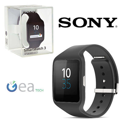 Sony SmartWatch 3 Orologio da Polso Bluetooth NFC per Smartphone Tablet Android