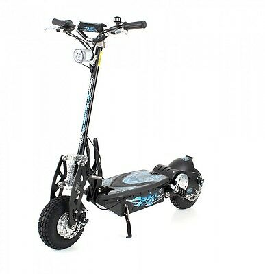 SXT1000 Turbo Electric scooter 1000 Watt electric scooter Black