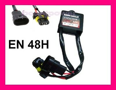 Housing Cable Module Canbus Anti Error Without Default For All Kit Lights Xenon