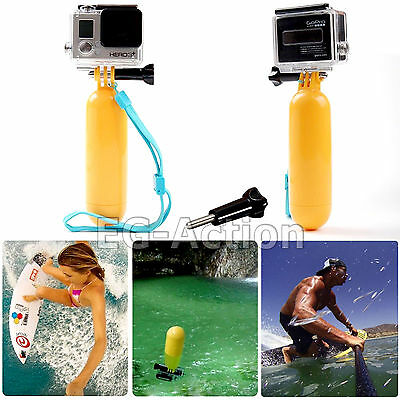 Handheld Hand Grip Floating Buoyance Stick Mount for Gopro Hero 2 3 3+ 4