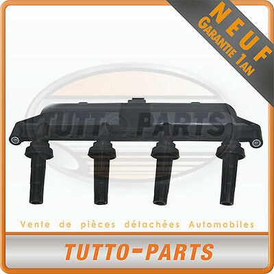 BOBINE D'ALLUMAGE PEUGEOT 1007 106 206 306 307 PARTNER RANCH - 1.1 i 1.4 i 1.6 i