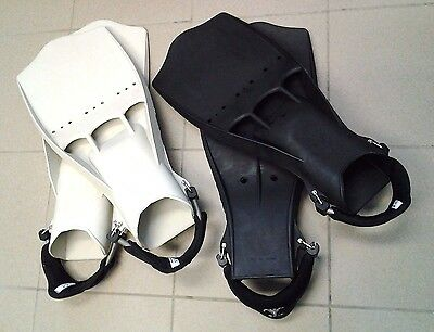 WaterSports Scuba Diving Jet Fin - Dive System Tech fins ClearOut Offer