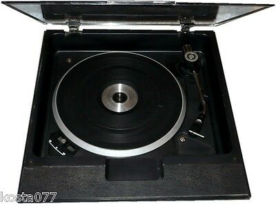 YORX, Turntable with platter and tonearm WORKS!