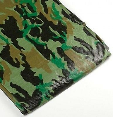 10 x 20 Foot Camouflage Tarp Cover 10X20 Cover Camoflage Camo Sunshade Canopy