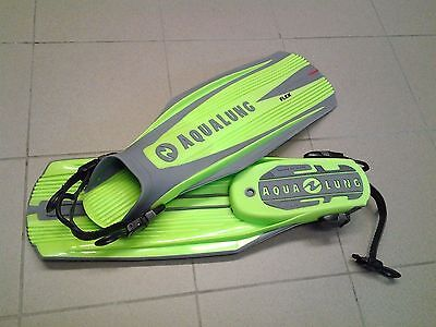 WaterSports Scuba Diving FINS Aqualung Blades 2 Flex ClearOut Offer
