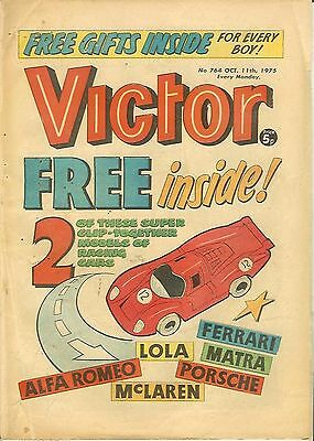 The Victor 764 (October 11, 1975) mid-high grade copy - no gift