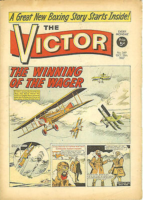 The Victor 349 (Oct 28, 1967) another almost high grade copy