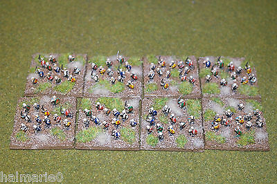 BACCUS 6MM ENGLISH CIVIL WAR - ESSEX'S ARMY 1642-1644 - G* - £42 75