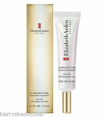 Elizabeth Arden Flawless Future Powered By Ceramide Eye Gel 15Ml - New & Boxed !