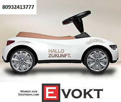 BMW Baby Racer 3 Hello Future 100 Years Of BMW Toys Push Car Genuine New