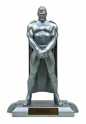 """1998 Alex Ross Kingdom Come Superman The Man of Steel 14"""" Limited Edition Statue"""