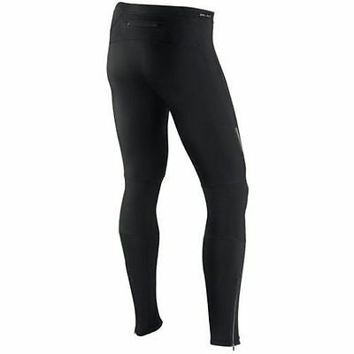 Nike Dri-Fit Reflective Men's Running Tights 576559-010 MSRP $70