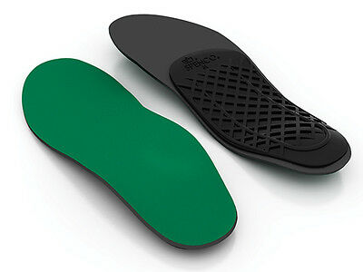 Spenco RX Orthotic Arch Supports, Full Length Supportive Inserts