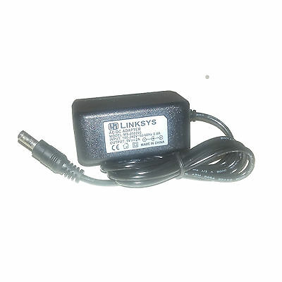 Cisco PAP2T NA 5V Replacement Power Supply Charger 2 PINs