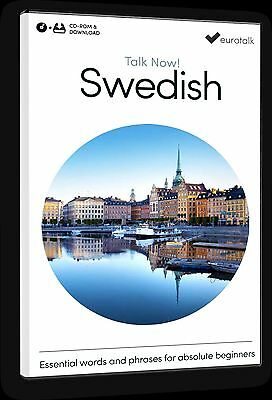 perEurotalk Talk Now swedish for beginners - Download opzione e cd rom