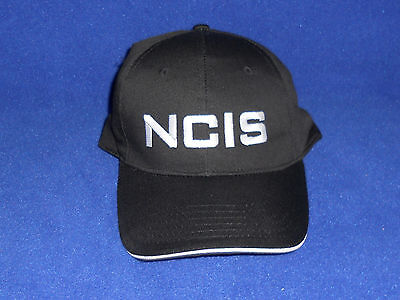 NCIS Embroidered Ball Cap